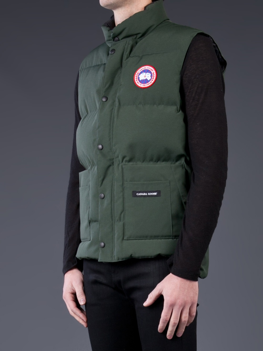 Men's Arctic Program Freestyle Vest | Canada Goose