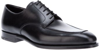 Crockett & Jones Leeds Derby Shoe - Lyst