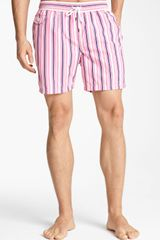 Polo Ralph Lauren Traveler Swim Trunks - Lyst