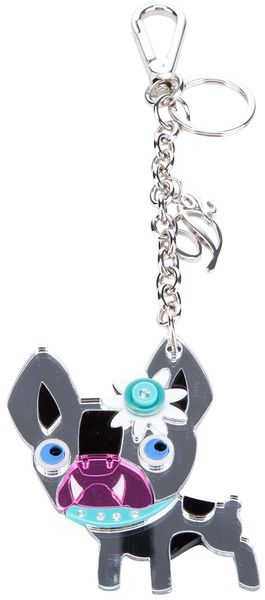 DSquared2 Dog Key Chain - Lyst