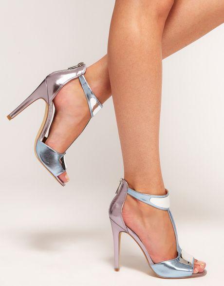 33cad2d35d02 Asos Grey Sandals ~ Greek Sandals