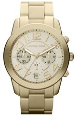 Michael by Michael Kors Mercer Chronograph Bracelet Watch - Lyst
