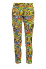 Anna & Boy Aloha Tropicalprint Trousers - Lyst
