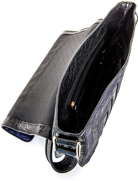 Anya Hindmarch Ebenezer Shoulder Bag In Blue Lyst