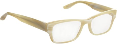 Barneys New York Monica Readers in Beige (cream) - Lyst