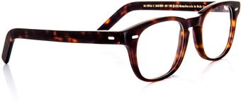 Cutler & Gross Tortoiseshell Glasses - Lyst