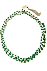 Rosantica Rosarietto Jade Necklace - Lyst