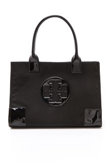 Tory Burch Nylon Mini Ella Tote - Lyst
