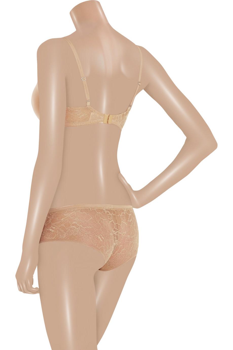 Calvin Klein Underwear Naked Glamour Sexy Contour Bra in