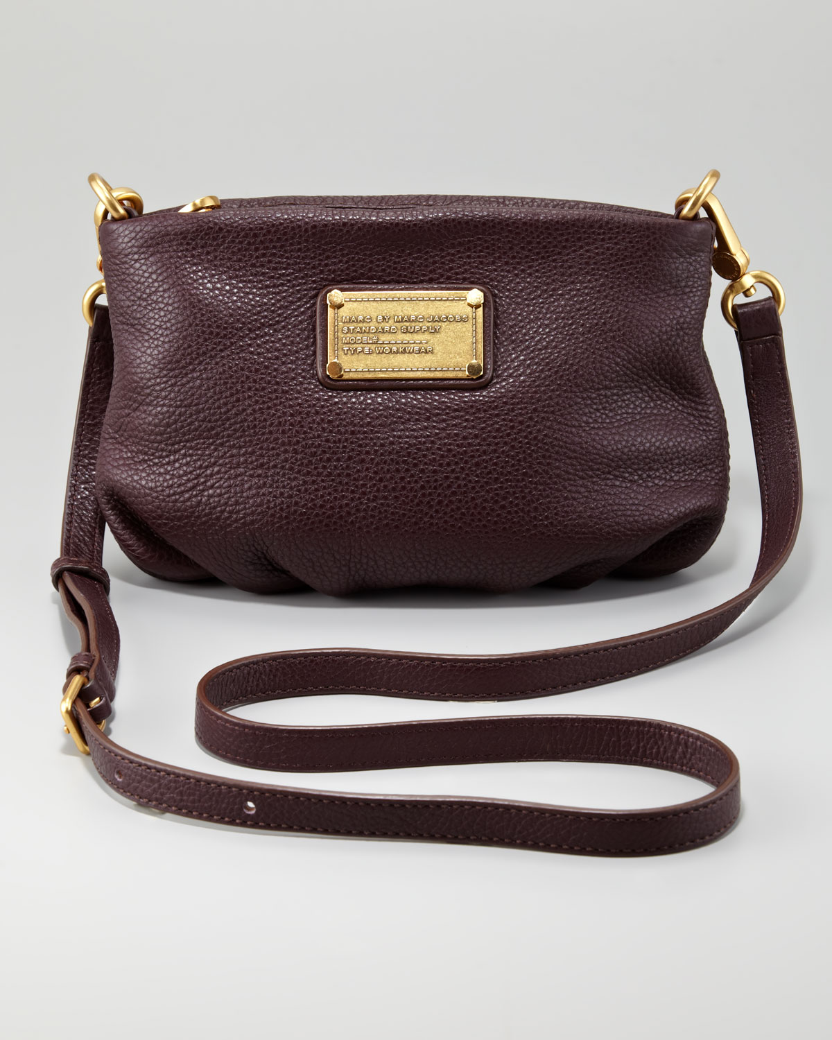 29980f583991 Marc By Marc Jacobs Classic Q Percy Crossbody Bag in Brown - Lyst