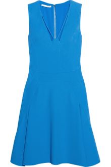 Antonio Berardi Flared Crepe Dress - Lyst