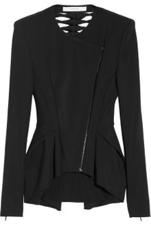 Dion Lee Lasercut Neoprene Jacket - Lyst