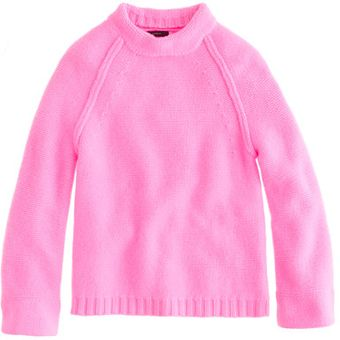 J.Crew Collection Cashmere Funnelneck Sweater - Lyst