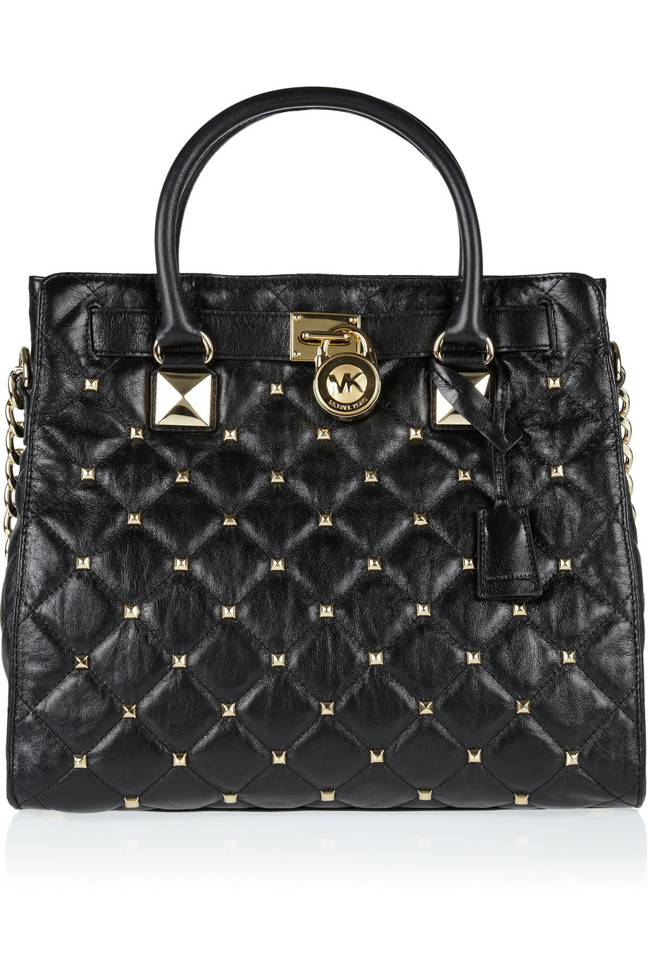 69e97dad5fc2 Gallery. Previously sold at: NET-A-PORTER · Women's Michael Kors Quilted Bag