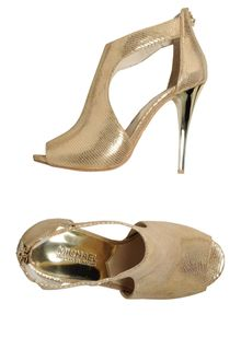 Michael by Michael Kors Highheeled Sandals - Lyst