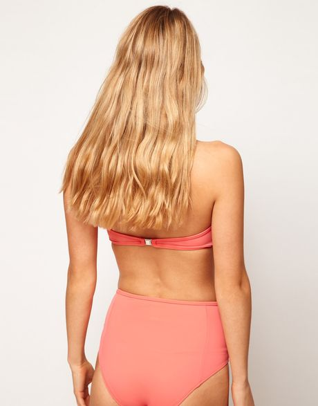 High Waisted Bikini Pant