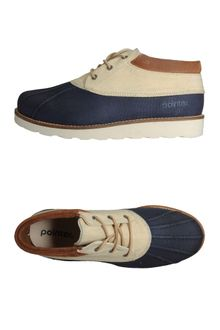 Pointer Laceup Shoes - Lyst