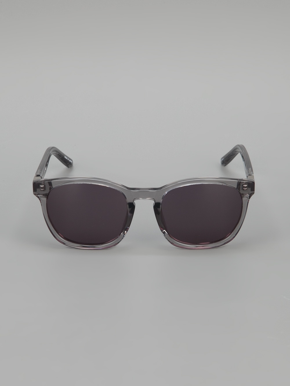 daf2d65844 Alexander wang transparent sunglasses in black lyst jpg 1000x1334 Alexander  wang shades