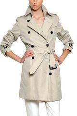 Burberry Buckingham Cotton Gabardine Trench Coat in Beige (trench) - Lyst