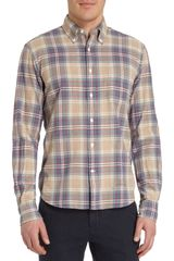 Gant Rugger Fall Madras Shirt - Lyst
