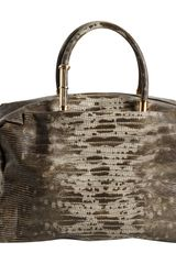 Lanvin Moon River Bowling Bag - Lyst