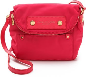Marc By Marc Jacobs Preppy Nylon Mini Natasha Bag - Lyst