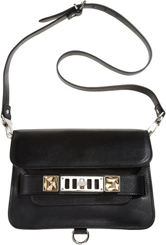 Proenza Schouler Ps11 Mini Classic Leather - Lyst