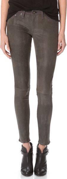 Rag & Bone The Hyde Skinny Jeans - Lyst