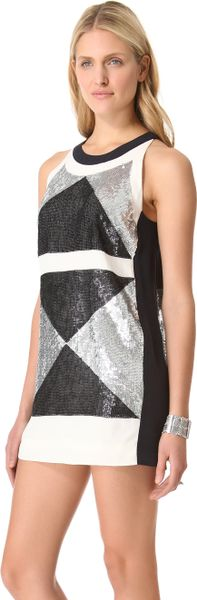 sass bide with virtue dress in black lyst