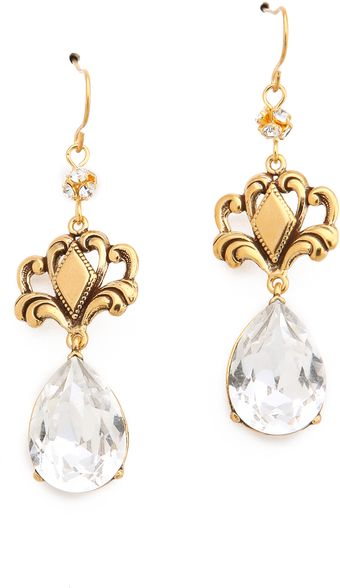 Tom Binns Rokoco Dumont Earrings - Lyst