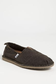 Toms Bimini Stitchout Chambray Slipon Men - Lyst