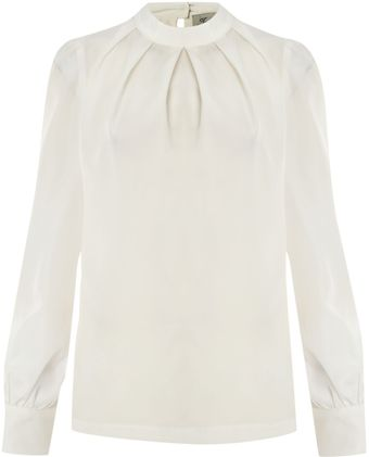 True Decadence Spotted Long Sleeve Top - Lyst