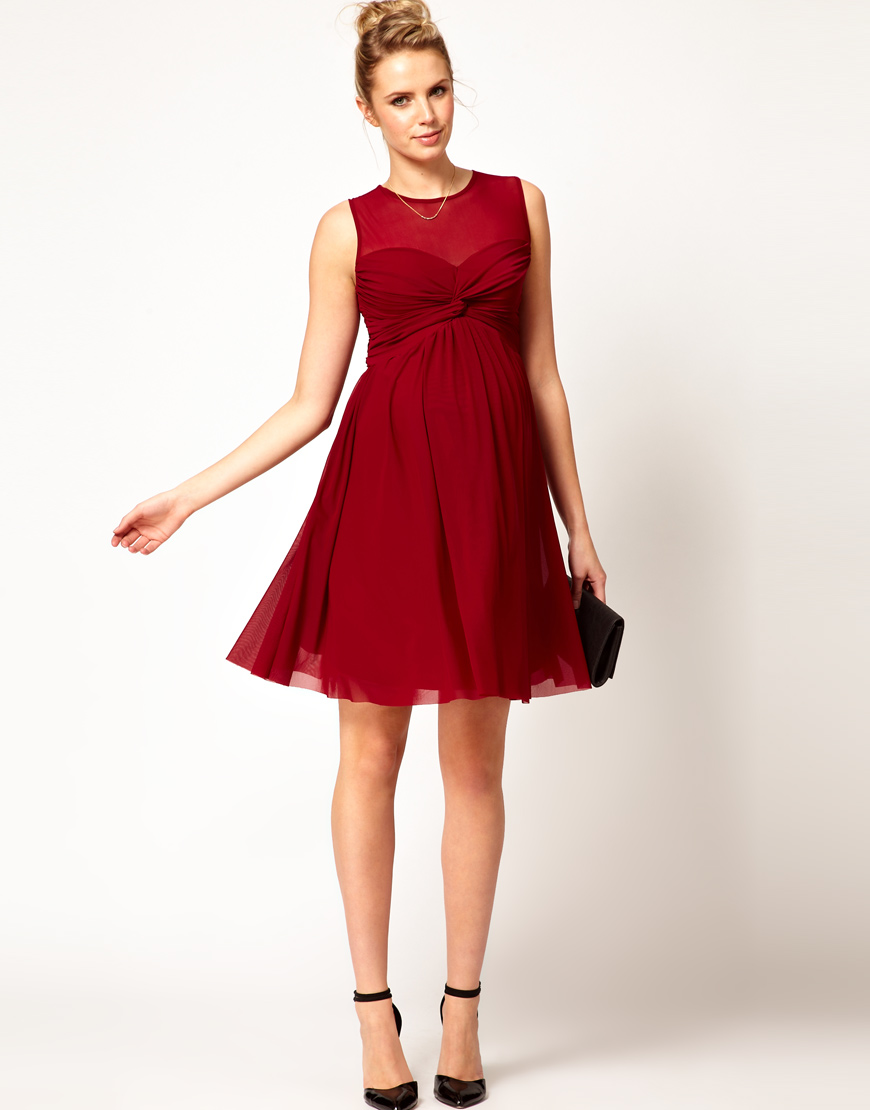 Christmas Maternity Dresses Choice Image - Braidsmaid Dress ...