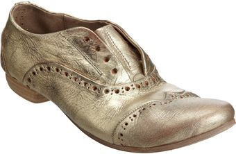 Marsell Laceless Wingtip Brogues - Lyst