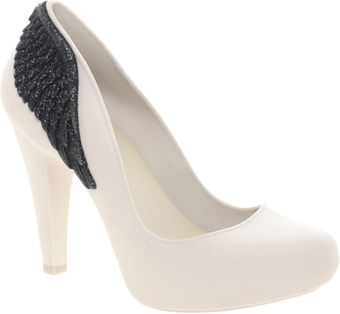 Melissa Incense Wing Heeled Shoes - Lyst