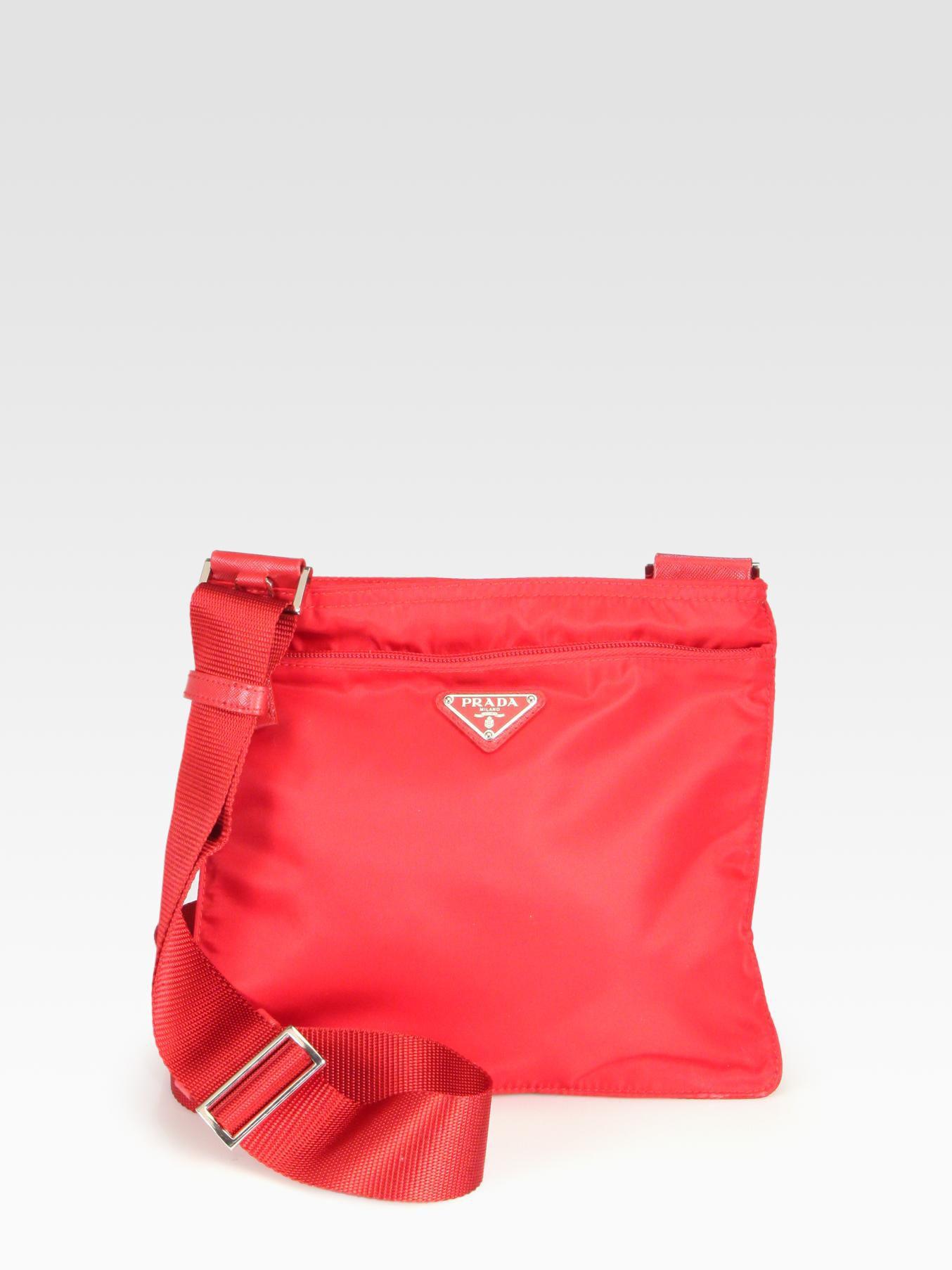 Prada Bag Red