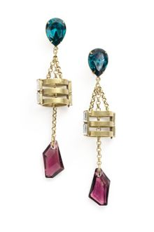 Dannijo Tyler Earrings - Lyst