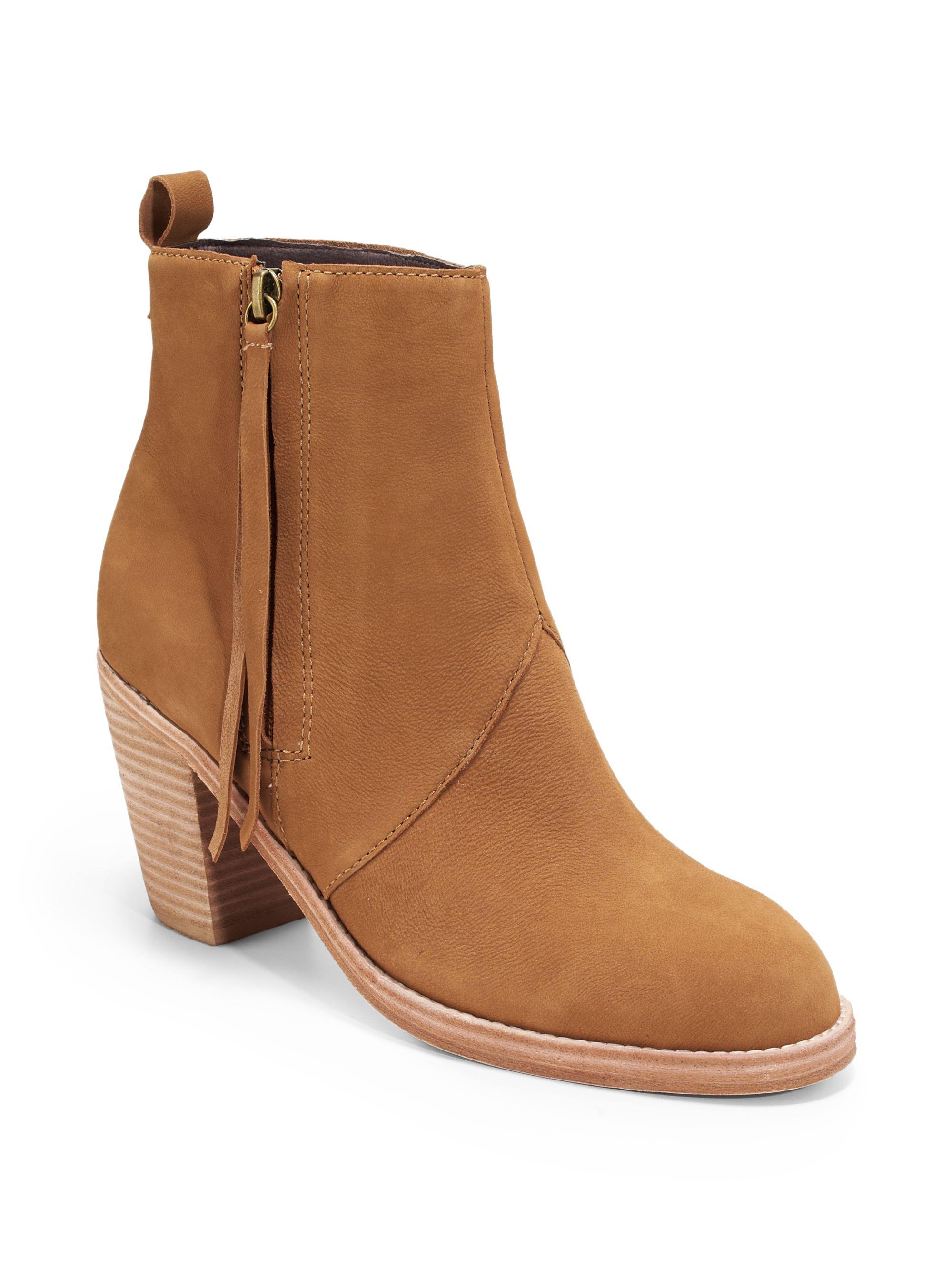 dolce vita jax boots in brown cucio lyst