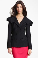 Jean Paul Gaultier Sailor Collar Jacket - Lyst