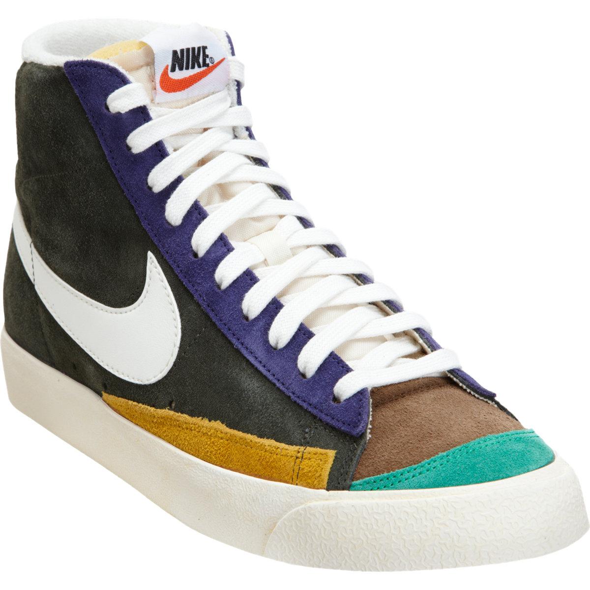 Baskets Nike Blazer Mid Premium Vintage 638261014