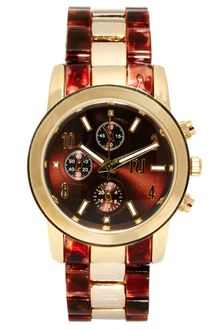 River Island Tortoise Watch - Lyst