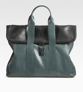 3.1 Phillip Lim 31 Hour Colorblock Bag - Lyst