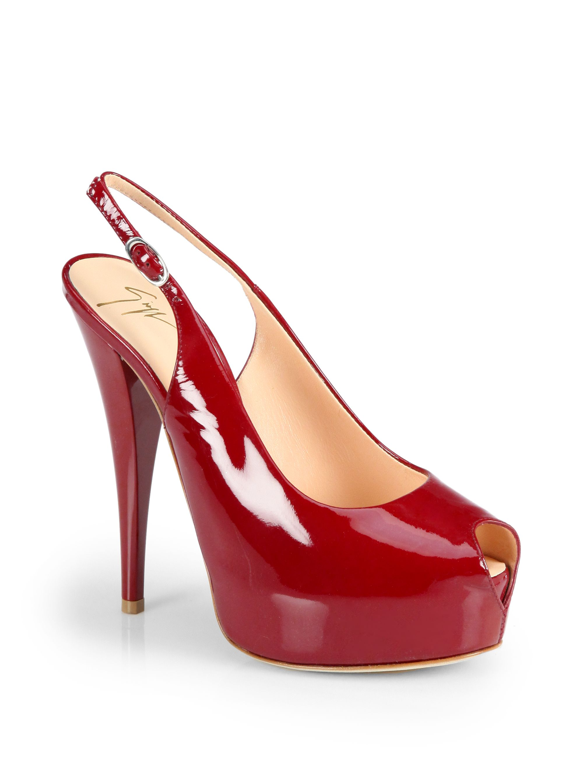 Guess Patent Leather Shoes