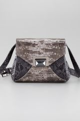 Kara Ross Shoulder Bag - Lyst