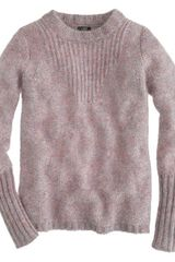 J.Crew Collection Mohair Sweater - Lyst