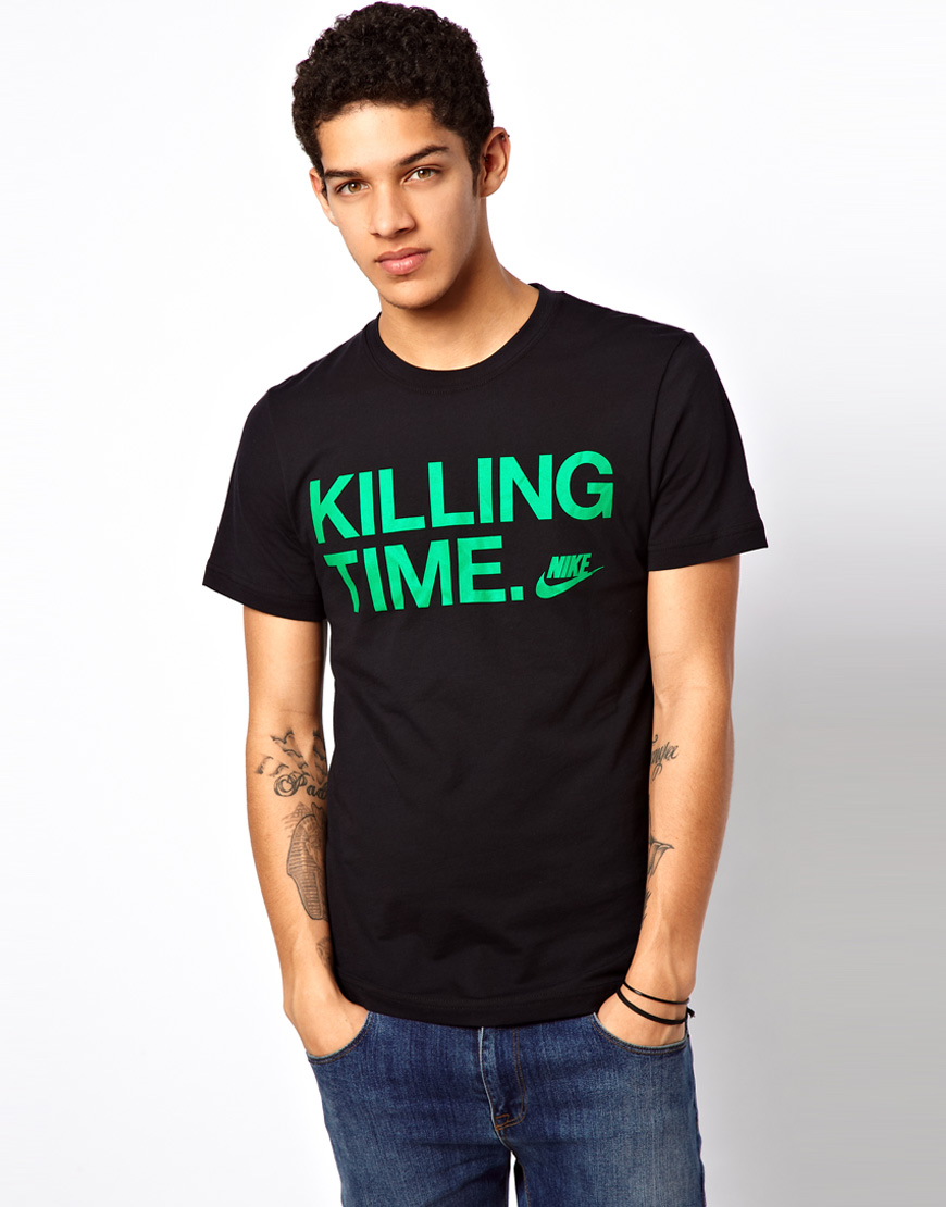 Nike Killing Time Men's Tee