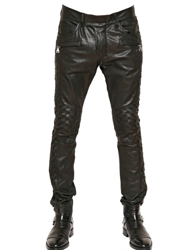 Balmain Official website. Shop women's, men's, kid's clothing and accessories HOME Slim-fit vinyl pants. $ Embossed smooth leather tote bag. $ Oversized double-breasted velvet blazer. $ Denim overshirt. $ Slim-fit destroyed jeans. $ Fox suede and smooth leather high-top sneakers $ ESSENTIALS WOMEN MEN .