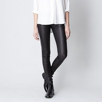 Daryl K Leather Leggings - Lyst