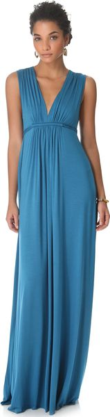 Rachel Pally Sleeveless Caftan Maxi Dress - Lyst