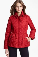 Burberry Brit Oakleigh Quilted Jacket - Lyst